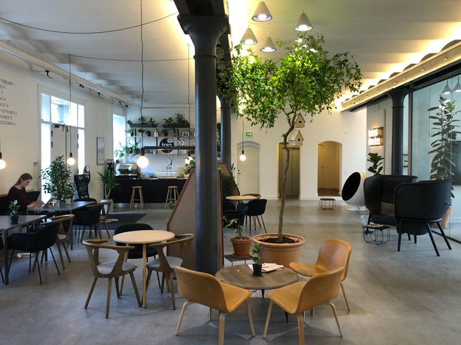 Talent Garden Rainmaking – Café